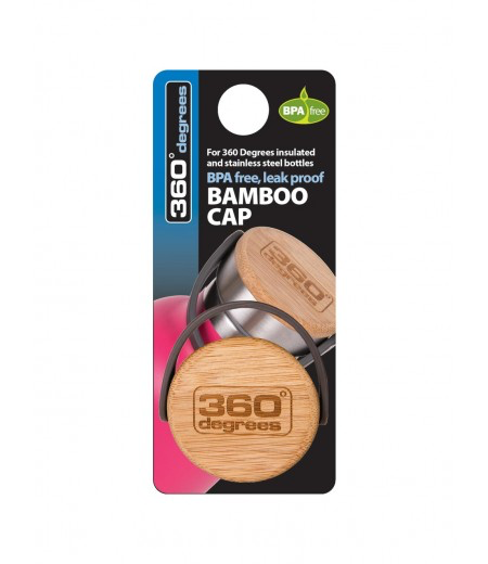 360 Degrees Bamboo Cap