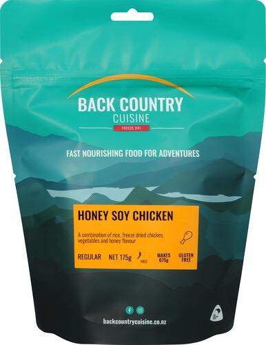 Backcountry Cuisine Honey Soy Chicken (Small)