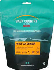 Back Backcountry Honey Soy Chicken (1 Serve)