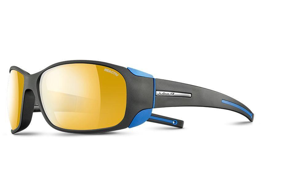 Julbo Montebianco Glasses  - Black/Blue