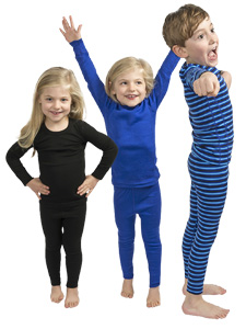 360 Degrees Kids Thermal Top