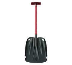 Black Diamond Transfer 3 Shovel (Fire Red)