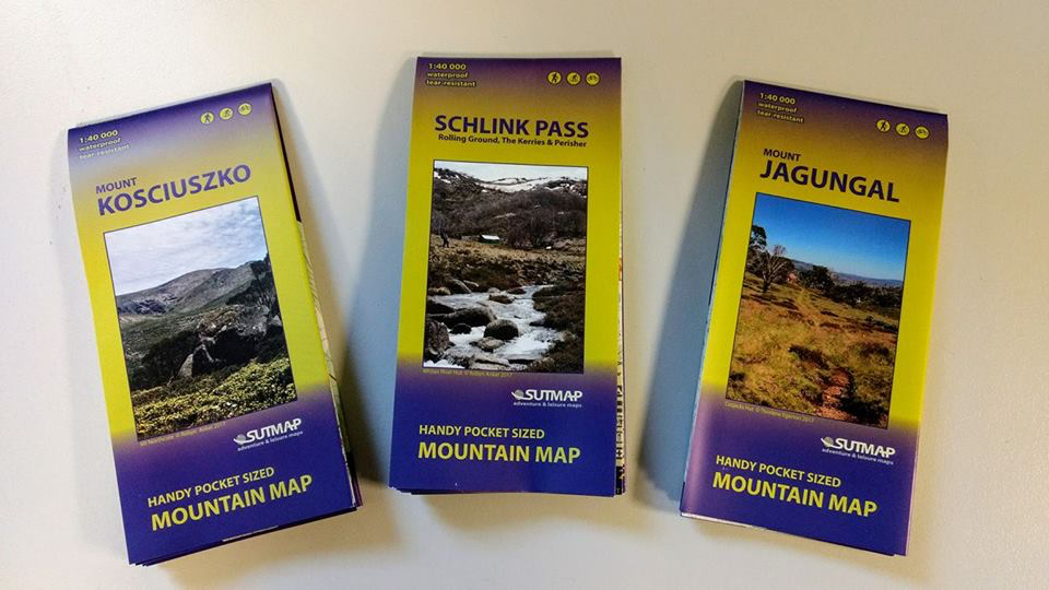 Sutmap Schlink Pass Map