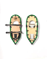 Northern Lites Youth Gorilla Green Snowshoe