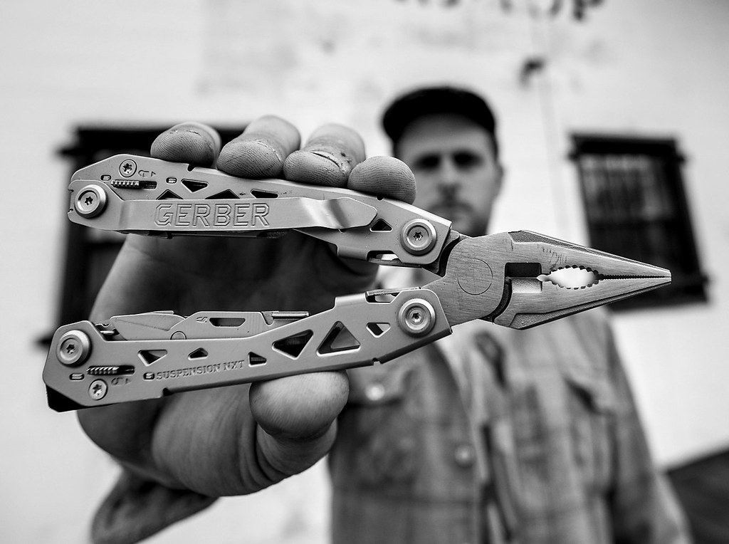 Gerber Suspension NXT Multi-tool