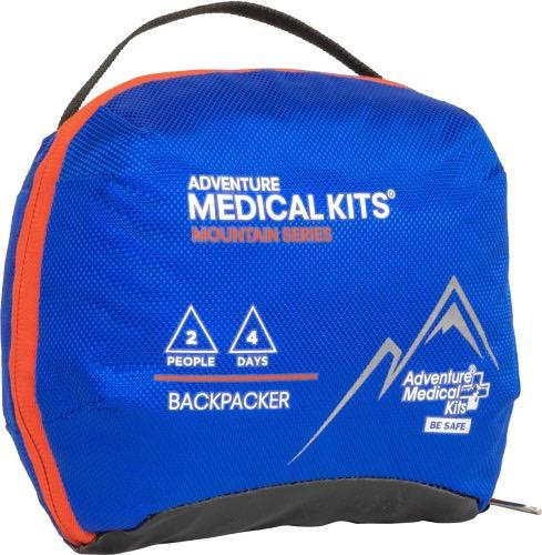 AMK Mountain Backpacker Medical Kit
