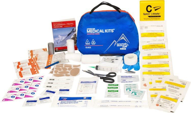 AMK Mountain Guide Medical Kit