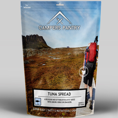 Campers Pantry Lunch (2 Serve, Tuna Spread)