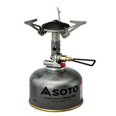 SOTO Micro Regulator Stove