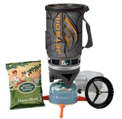 Jetboil Flash Java Kit End Grain