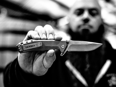 Gerber Index Knife