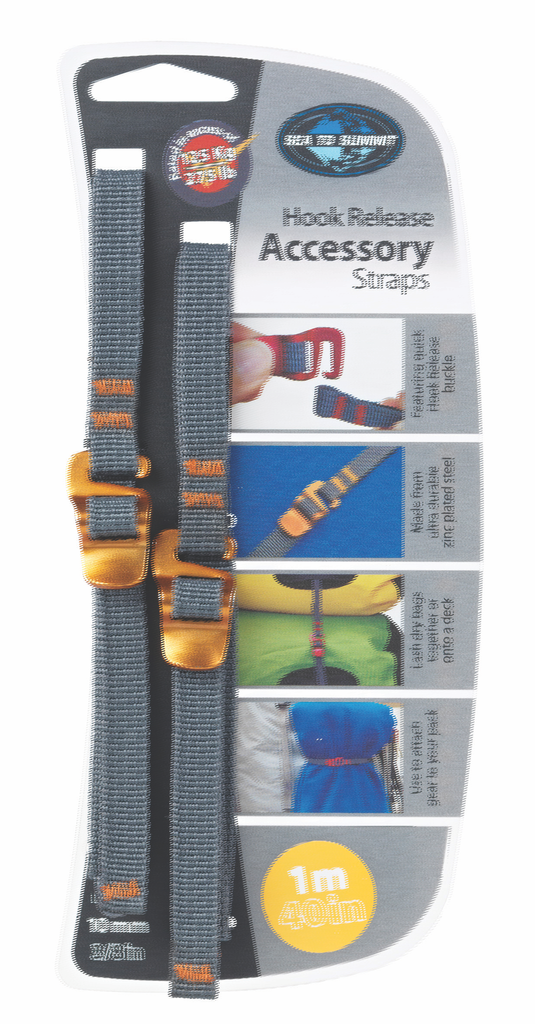 Sea to Summit Tie Down Accessory Straps