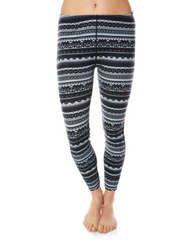 XTM Ladies Merino Pant (14,Blk/Tribal)