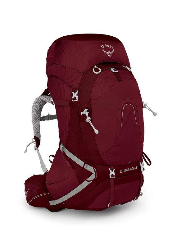 Osprey Aura AG 65 (MD, Gamma Red)