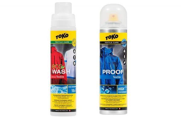 TOKO DUO PACK Textile Proof & Eco Textile Wash