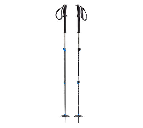 Black Diamond Expedition 3 Piece Touring Poles - 57-125cm