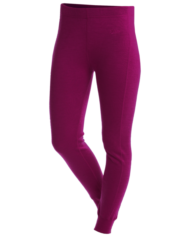 XTM Ladies Merino Thermal Pant (12,Blk)