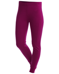 XTM Ladies Merino Thermal Pant (16,Blk)