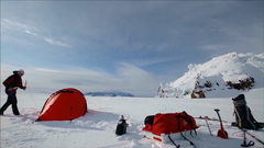 Wilderness Engineering - Base Camp Sled System