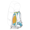 Mont Bambino Uni Child Carrier