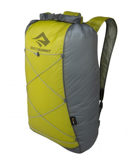 Sea to Summit Ultra-Sil Dry Day Pack (22L, Lime)