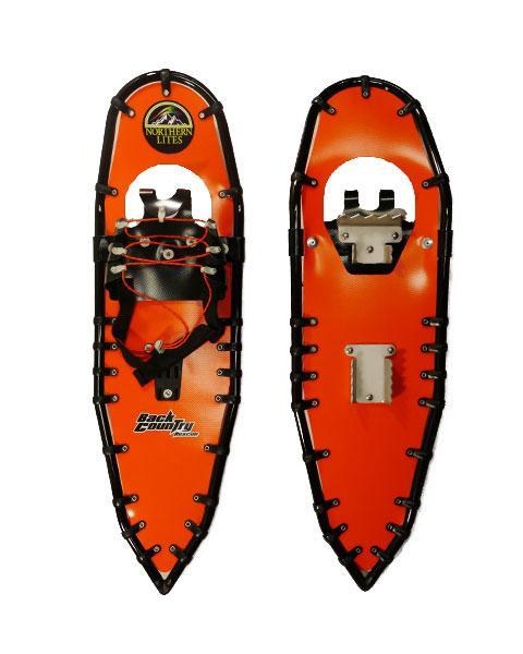 Northern Lites Backcountry Rescue Speed Lace Snowshoe