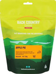 Backcountry Cuisine Apple Pie