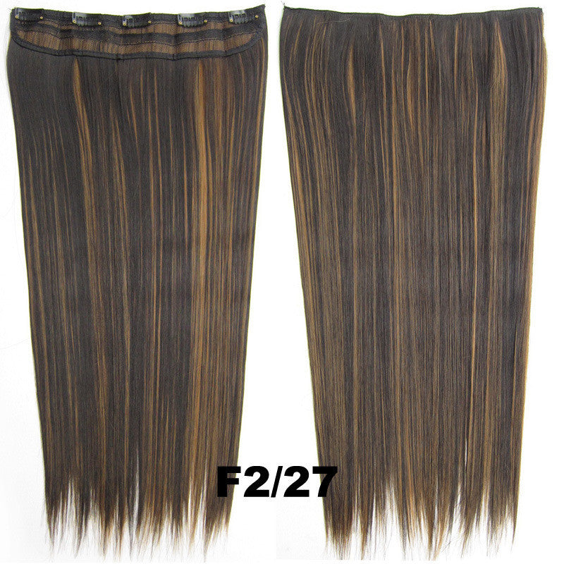 ... Clip-in Marley Braid Hair European And American Hot Wigs Wholesale Hair  Color Piece hairpieces New Fashion Women wig Bath   Beauty Ombre Hair  Extensions ... 2abb9e7680