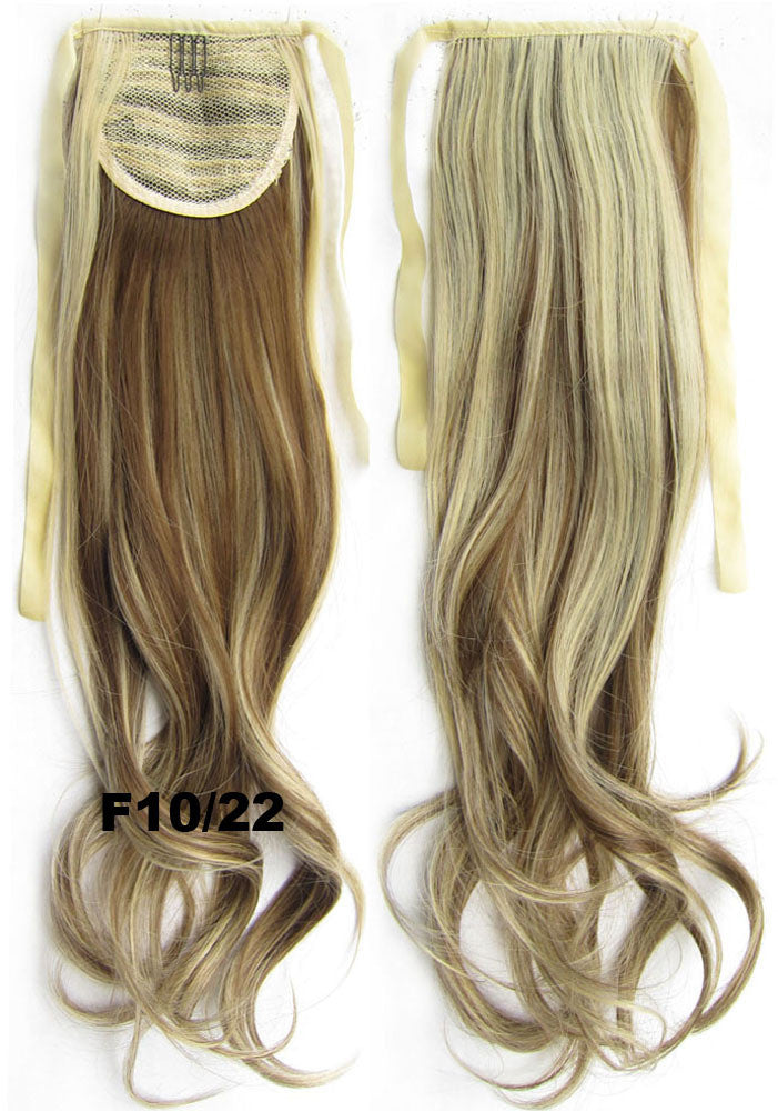 Ribbon Ponytail,wavy Curly hair,Wig Hairpiece,synthetic hair wig,woman wigs,wig hairs,Accessories,High-temperature wire RP-888 F10/22
