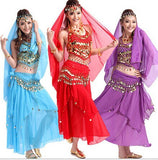 2014 new belly dance India dance costume suits performing service upscale exercise suits T007-Navy Blue