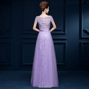 New Long Formal RED lavender long bridesmaid dresses wedding party dress vestido madrinha de casamento longo mcm_ bag