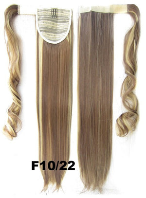 Hot sell European fashion style clip in on Velcro wrap straight hair ponytail invisable hairpieces,Hair Extension,Ponytail with band,Ribbon Ponytail,Wig Hairpiece,synthetic hair wig,woman wigs,wig hairs,Bath & Beauty,Accessories BIP-666 F10/22