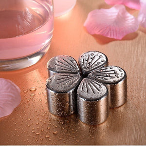 Cherry Blossoms Ice Frozen Cubes