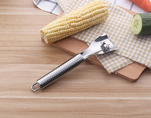 Corn Zipper Stainless