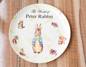 Rabbit Salad Plate