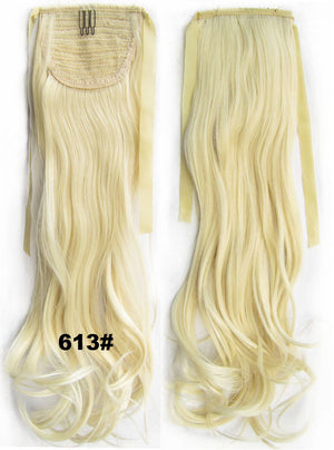 RP-888 wavy Kinky Curly hair,Wig Hairpiece,Ribbon Ponytail,synthetic hair wig,womanwigs,wig hairs,Accessories,High-temperature wire