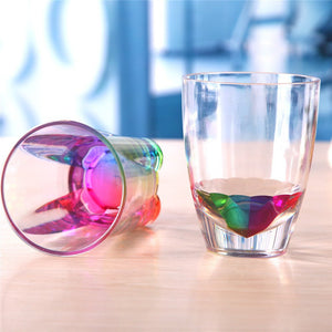 Rainbow Colorful Cup