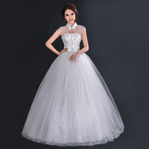 2015 Top Fashion Sale Actual Images Lace Up Lace Sleeveless Off The Shoulder Wedding Dresses Vestido De Noiva Wedding Dresses