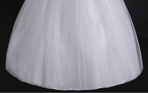 2015 Promotion New Arrival Actual Images Backless Crystal Sleeveless Lace V-neck None Fashionable Wedding Dress Wedding Dresses