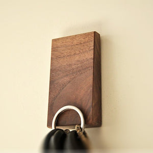 Magnetic Wooden Key Holder