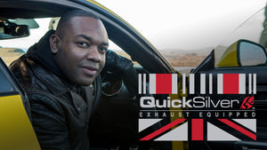 Rory Reid Chooses QuickSilver for his Mustang