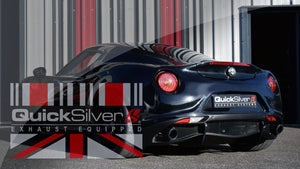 NEW and Improved Alfa Romeo 4c Sport Exhaust