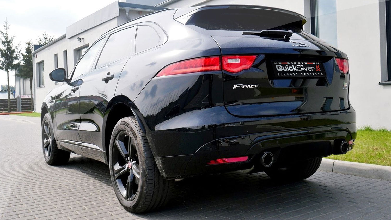 Jaguar F Pace a Best Seller