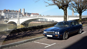 The Sound of V8 Jaguar XJ8 and XJR Sport Exhaust