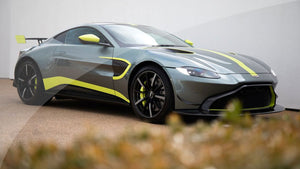 Paul Hollywood's QuickSilver Equipped Q Vantage could now be yours!