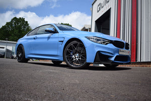 BMW M4 Active Sport Exhaust Developed