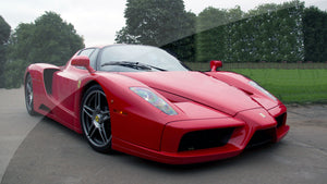 Ferrari Enzo QuickSilver Special Projects Exhaust System