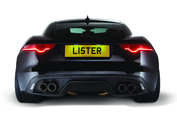 Tiff Needell Launches the Lister Thunder with QuickSilver Exhaust System Fitted