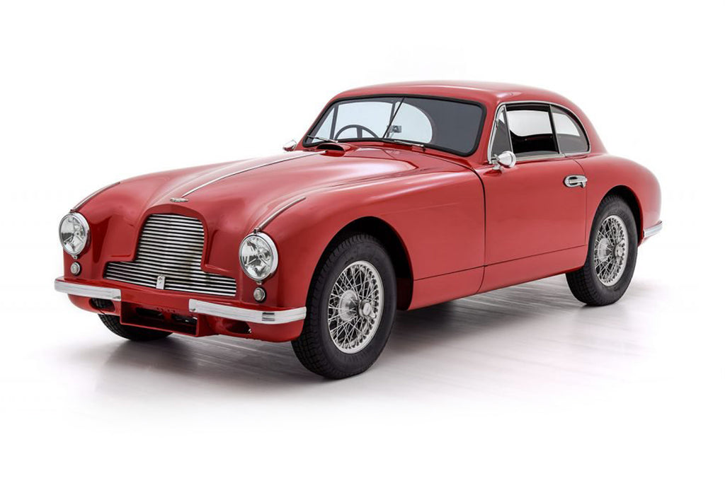 Aston Martin DB2 inc. DB2 4
