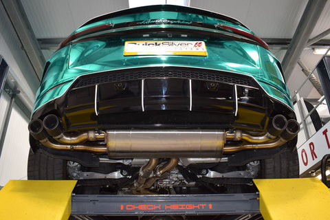 lamborghini urus performance exhaust system